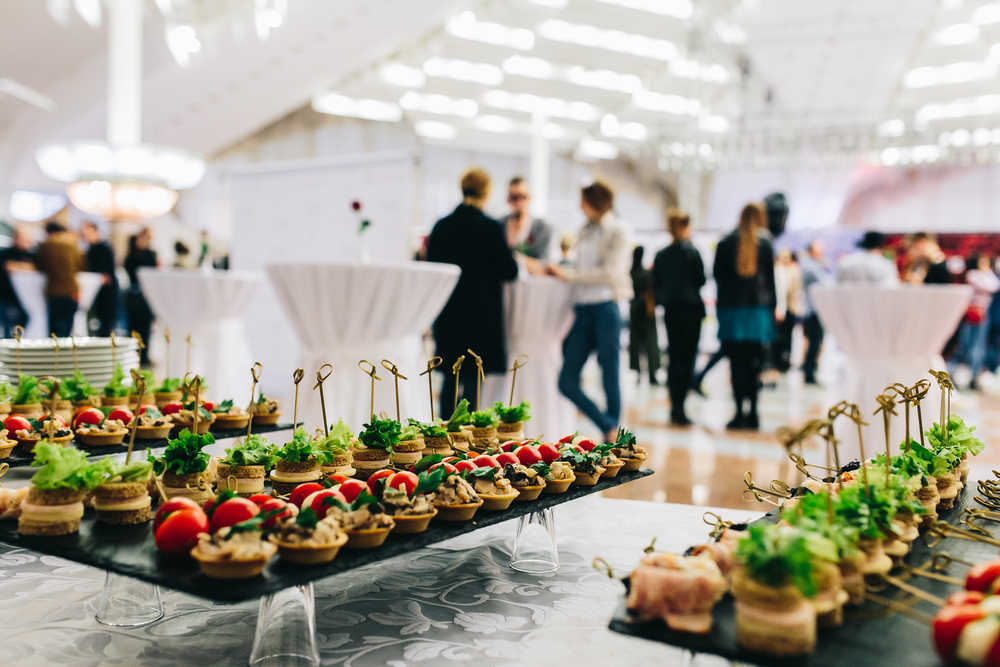 Claves para elegir un buen catering